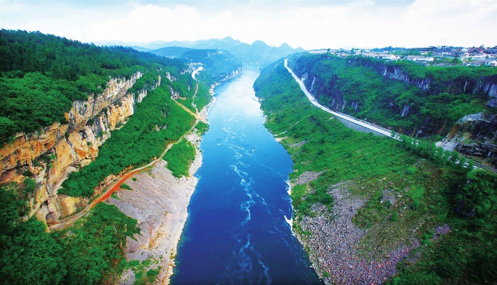 息烽县的旅游景点