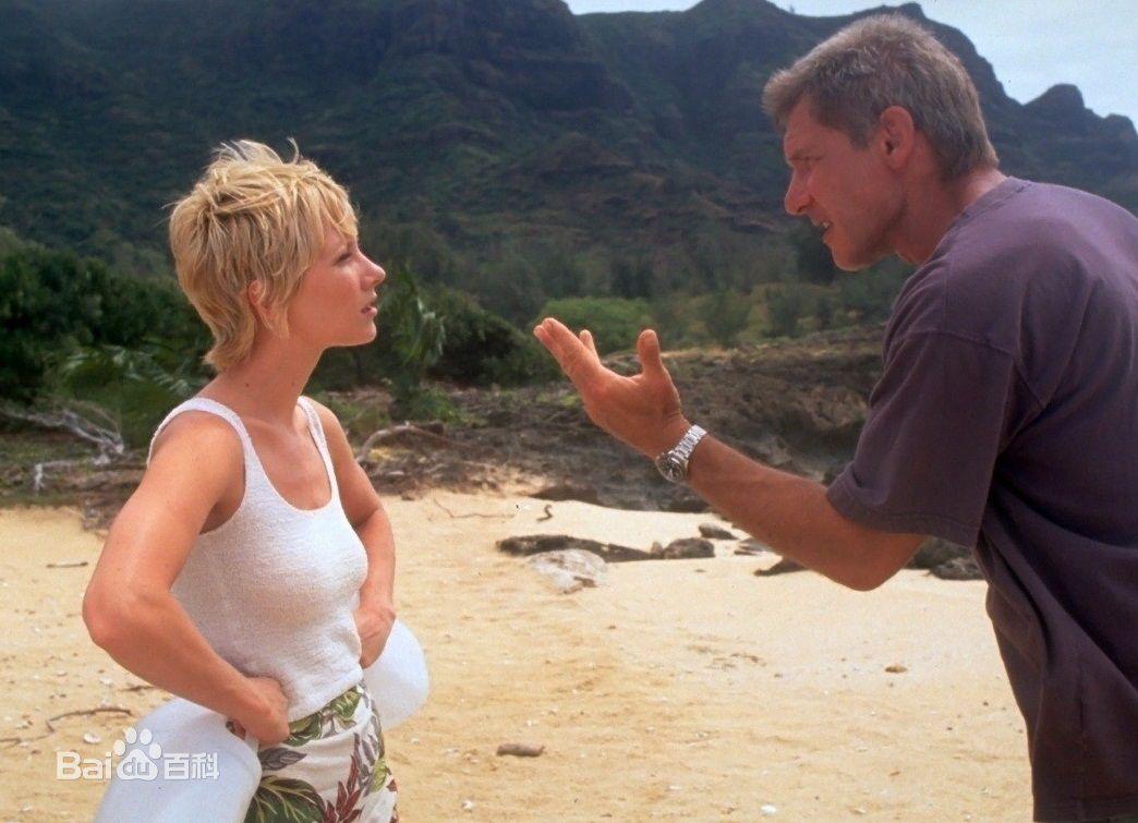 一个外国电影 一对夫妻落入荒岛