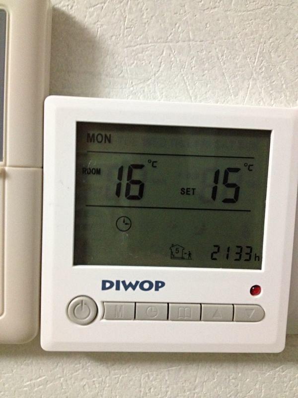 地暖温控_地暖温控器如何调节温度?