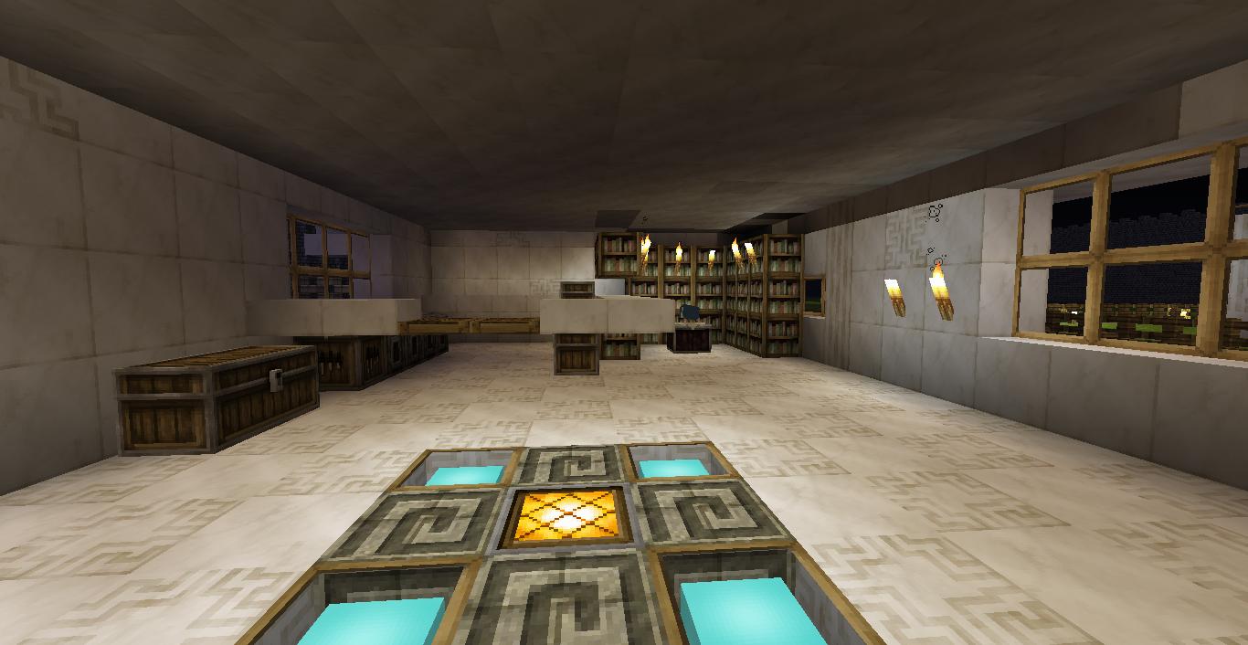 我的世界别墅设计
