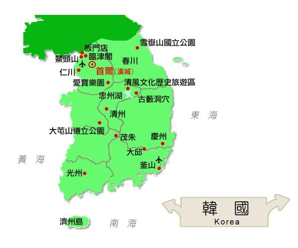我国与周边国家的地图