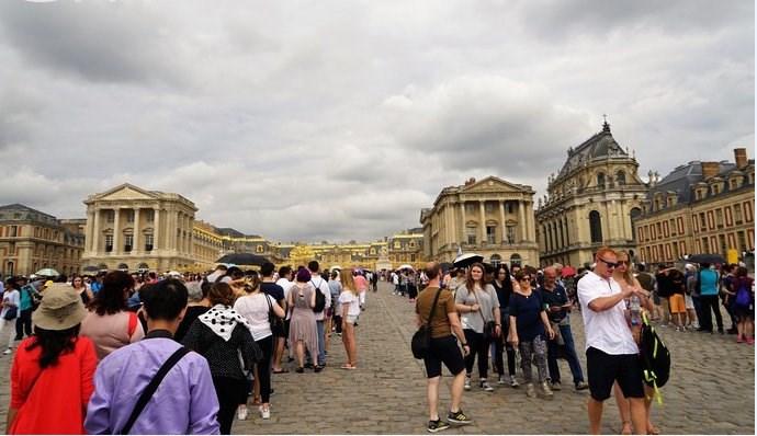 从巴黎怎么去凡尔赛宫