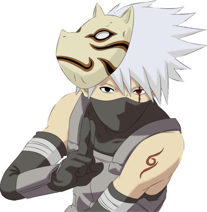 Naruto Mask Art Designs