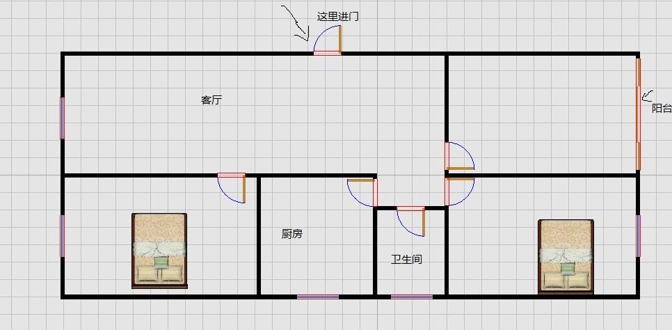 房屋内容风水房屋格局多层风水格局图片建筑设计v房屋说明图片
