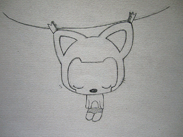 有几张手绘阿狸简单也好看,望采纳