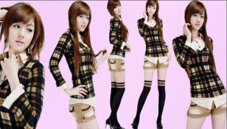 让她成为如今韩国最炙手可热的模特
