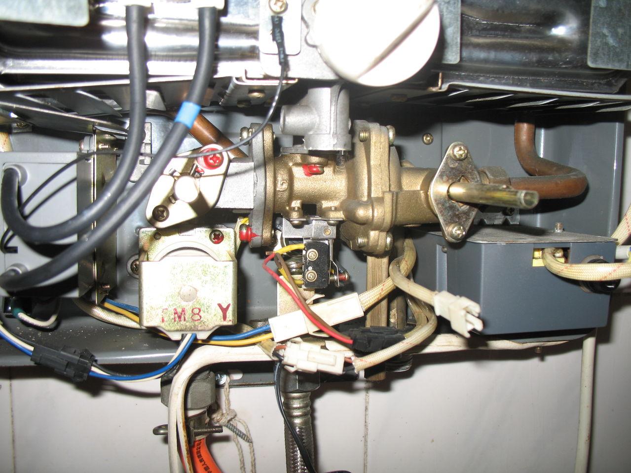 热水器水气联动阀价格分享展示图片