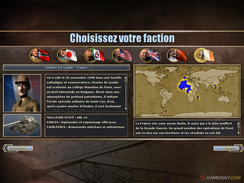 战争领导人 国家冲突 这是什么游戏的截图 高清图片