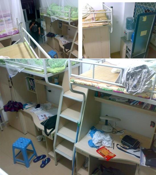 华侨大学厦门校区宿舍问题 61 2009-08-17 华侨大学厦门工学院的宿舍图片