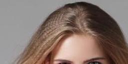 蓬松整顶假发头套时尚女生玉米须图片