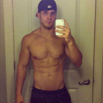 此欧美肌肉男是谁?谁知道?