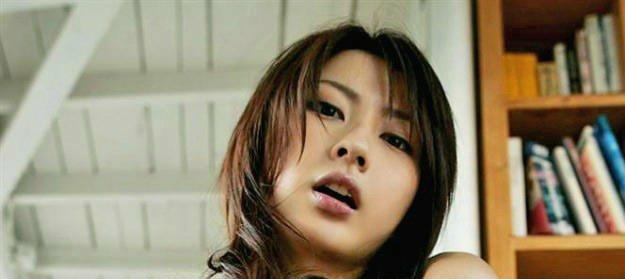 求这个日本女星的名字