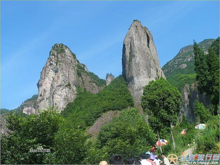 温州雁荡山旅游攻略