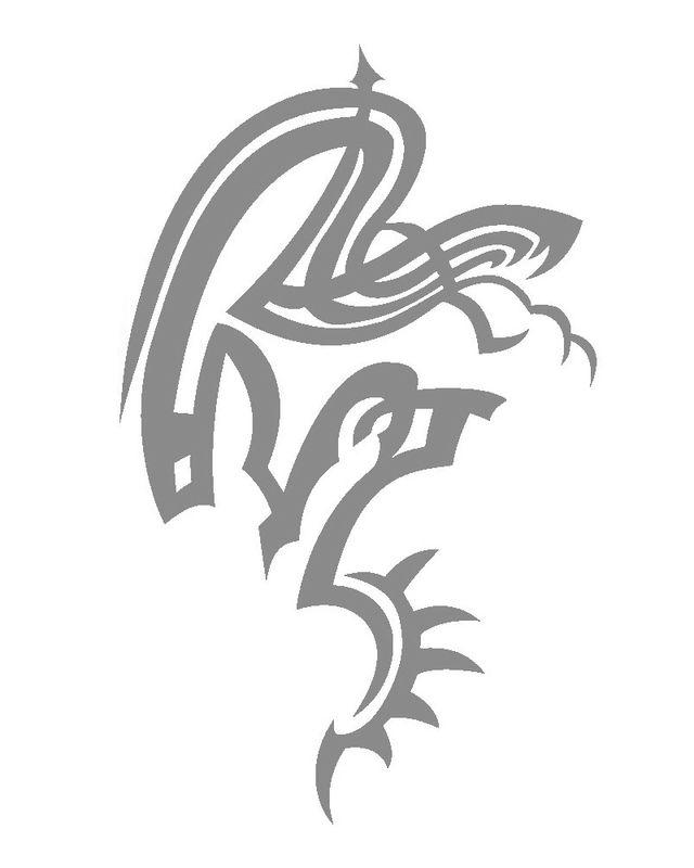 canaan手上的纹身图片