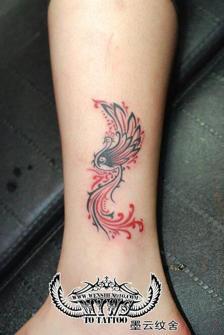我想纹身,谁有好一点的纹身图案