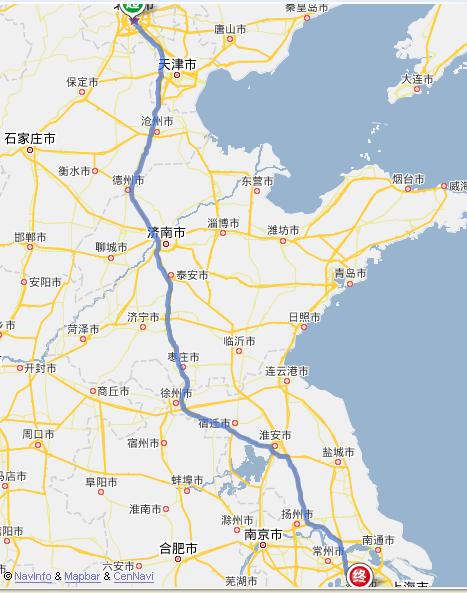 苏州到北京自驾游