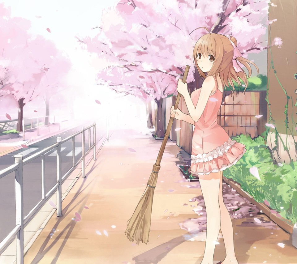求日本动漫女孩萌图