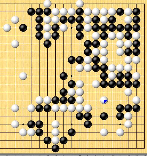 求围棋棋局——图片
