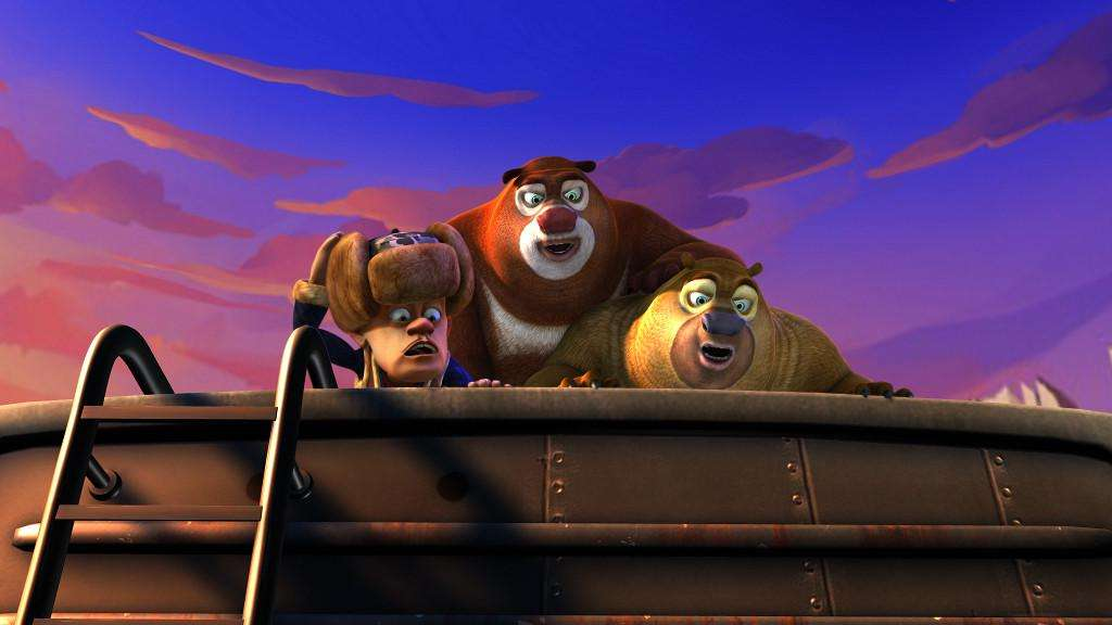 盘点熊出没的四个神奇操作 很多你都没关注到