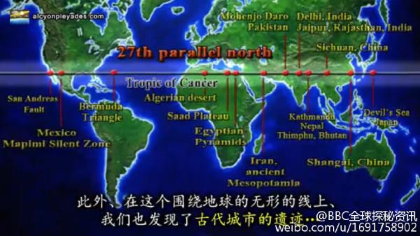 北纬17度有哪些城市