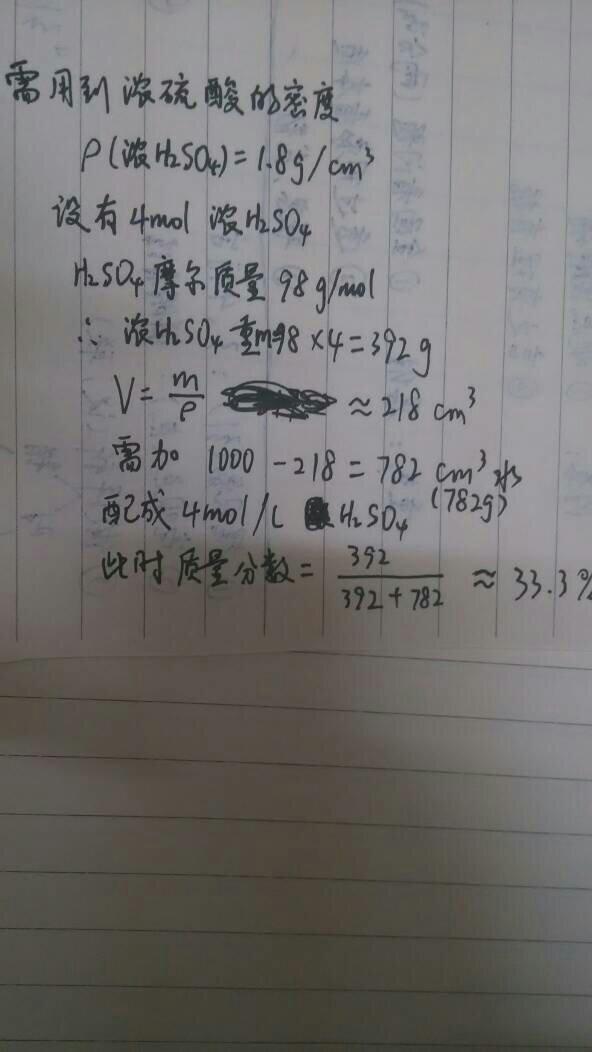 4升硫酸出售