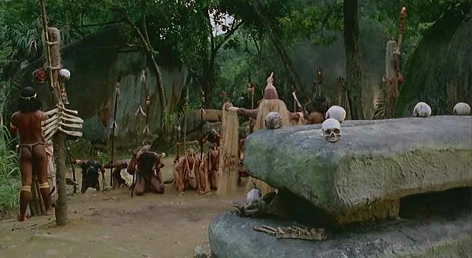 求一部关于食人族 恐龙谷的比较比较早的电影