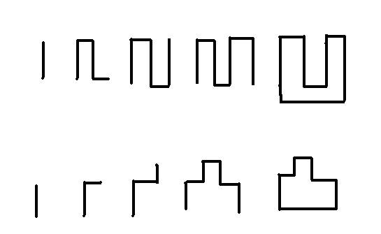 凹凸的笔顺 鼎的笔顺 凹凸笔画顺序写法