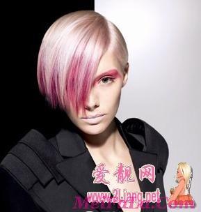 不等式发型具体啥样啊?适合啥样脸型的啊?具体给分哦图片