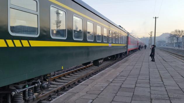 k1262次列车