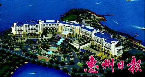 惠州白鹭湖好玩吗