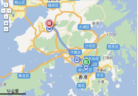 香港油麻地地铁站