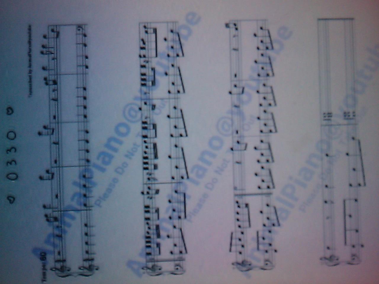 前奏钢琴曲的铃声图片