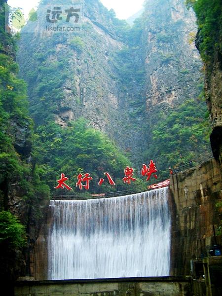 壶关大峡谷有几个景点