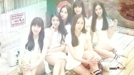 韩国女团 大概是现场版mv