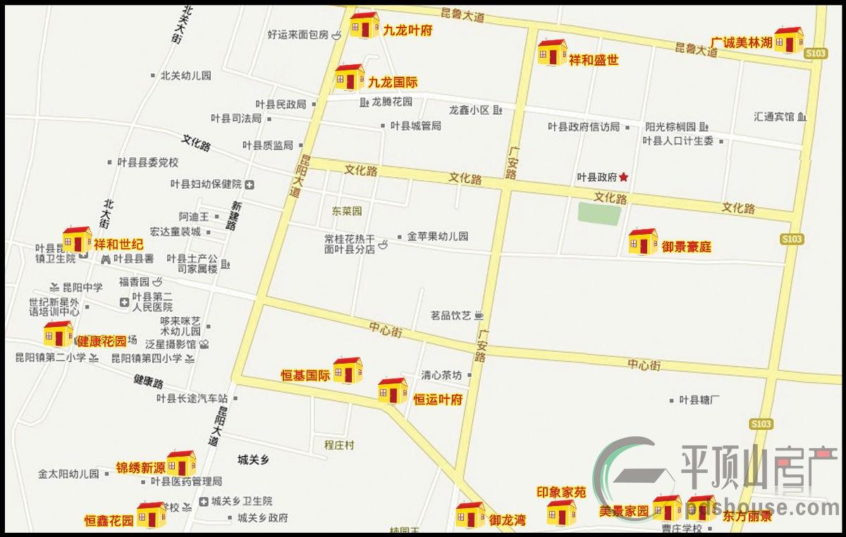 平顶山叶县地图 郑万高铁平顶山地图 平顶山李庄小姐图片高清图片
