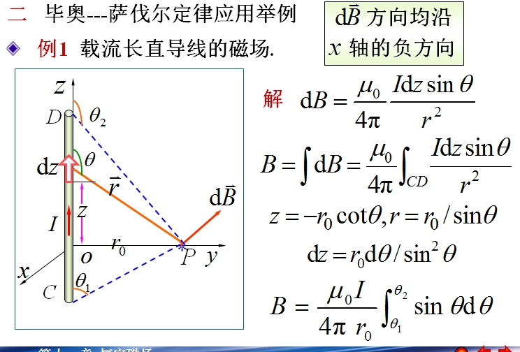 简述真空中的高斯定理