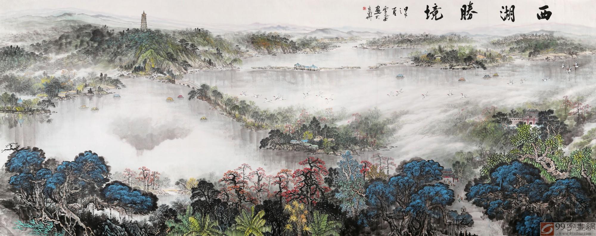 西湖西溪湿地图片