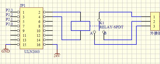 电路 电路图 电子 原理图 616_249图片