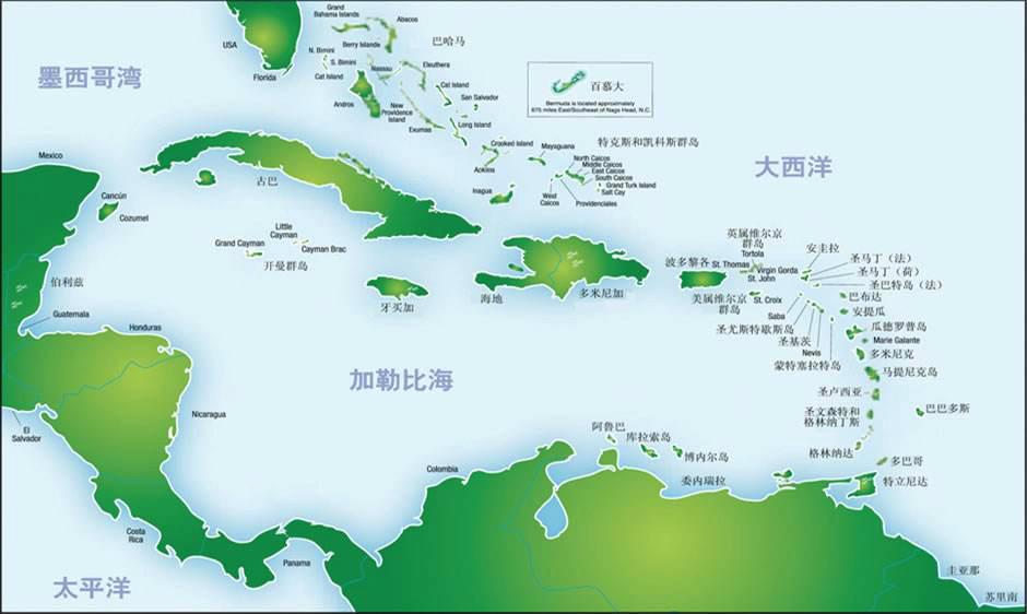 世界上群岛有哪些