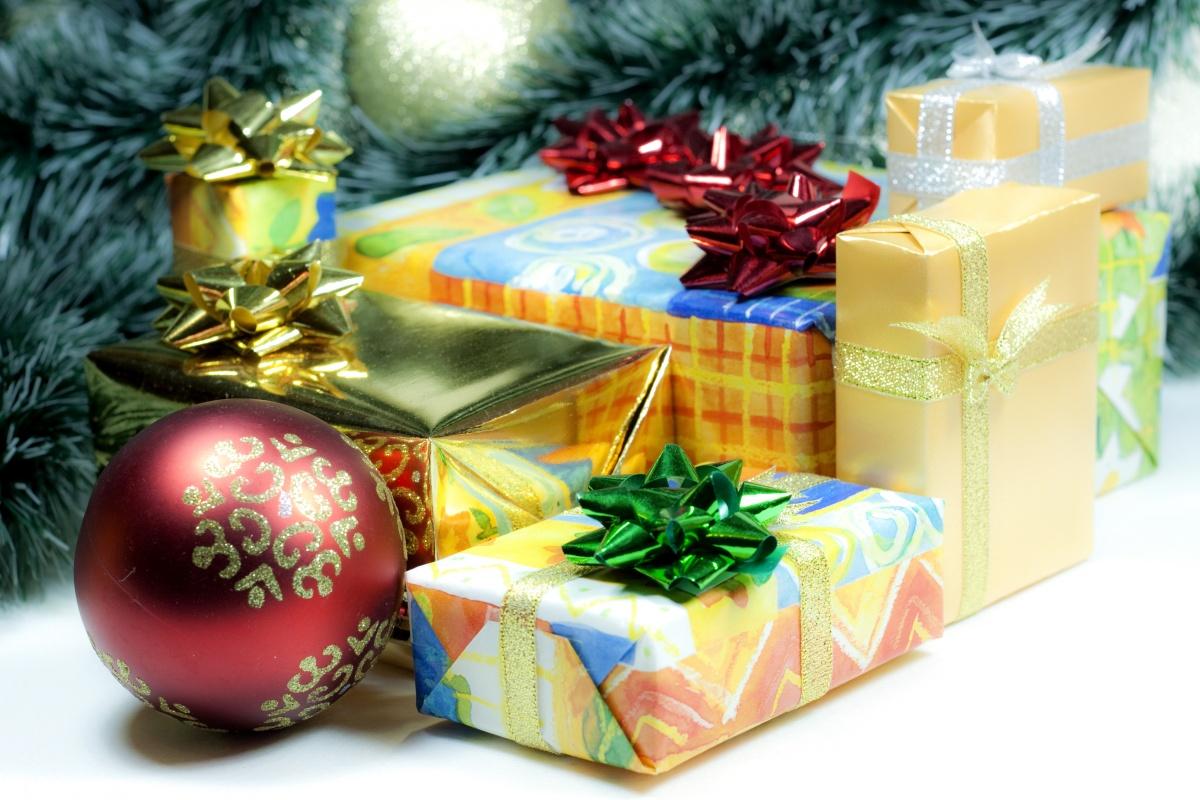 圣诞节,礼物可以送什么?图片