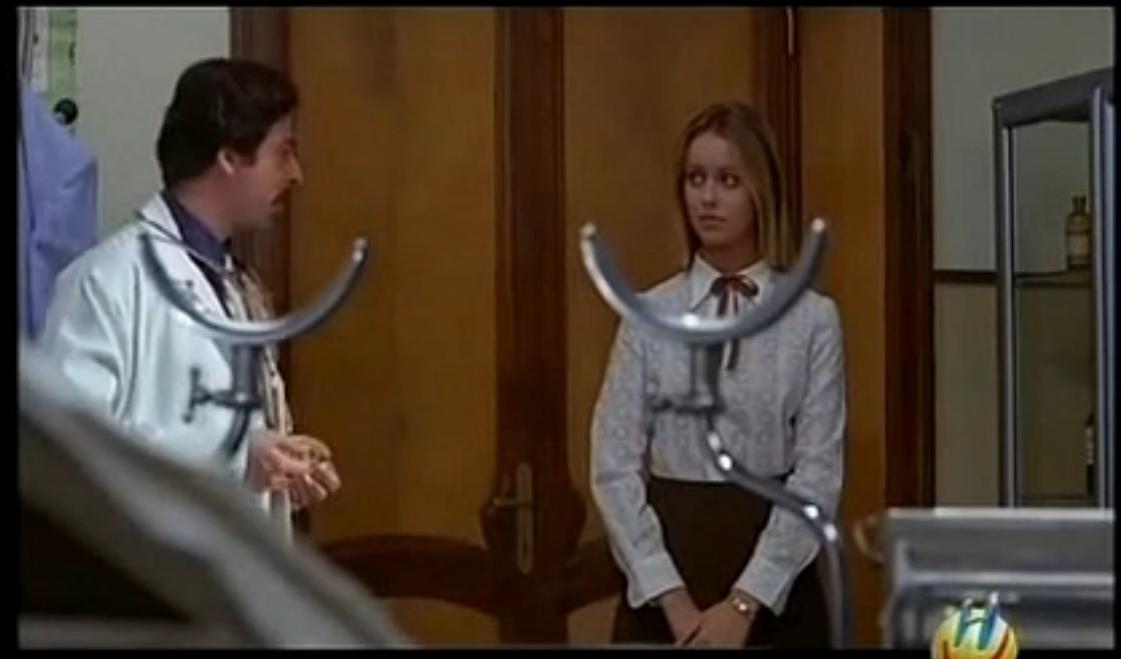 性感美女碰上好色的医生之后这个视频出自哪个电影?