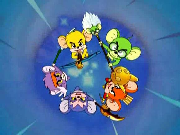 福五鼠之战国风云4_福五鼠的战国风云