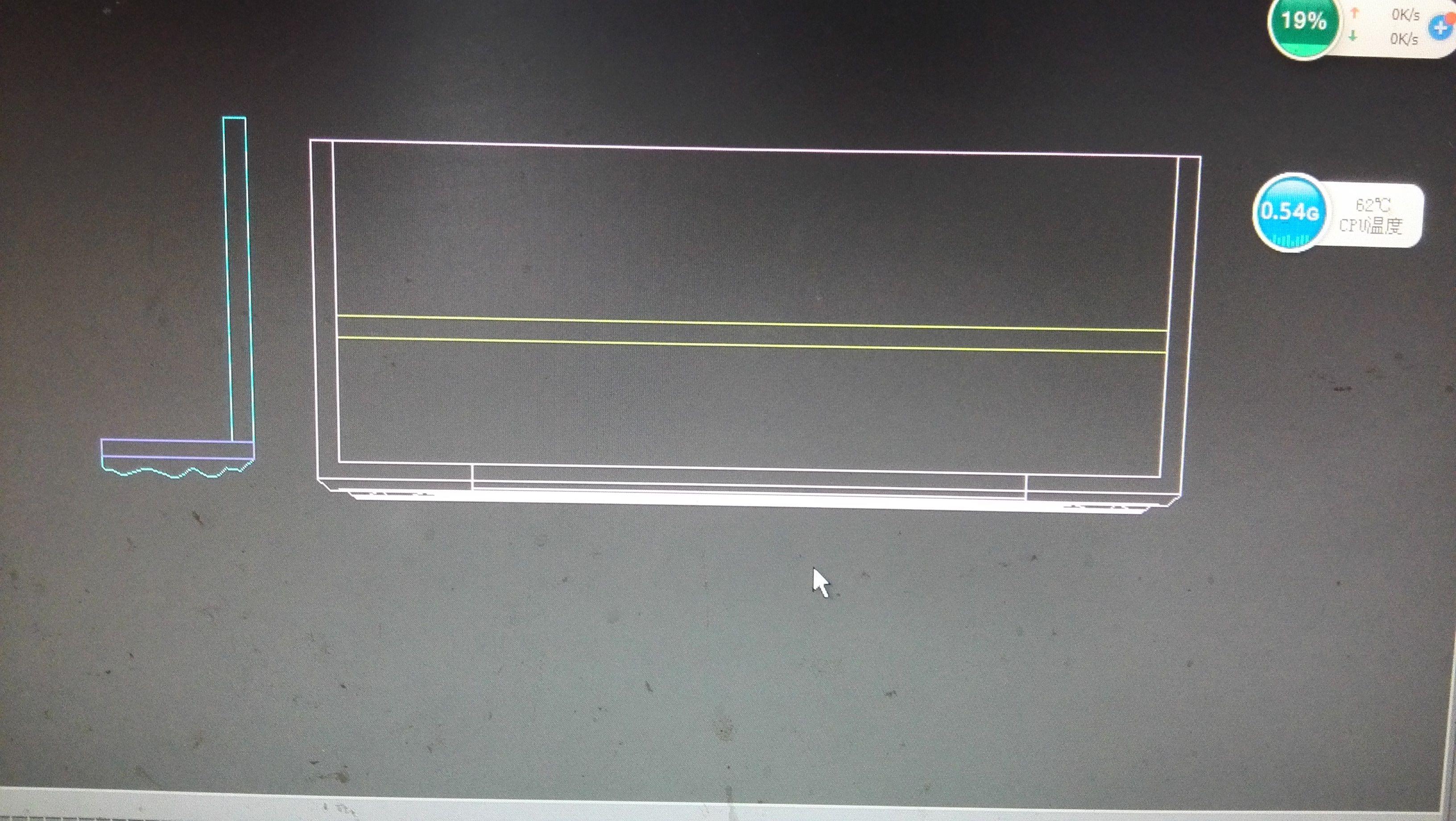3dmax倒角剖面我做出来为什么是这样的我做的是门套图片