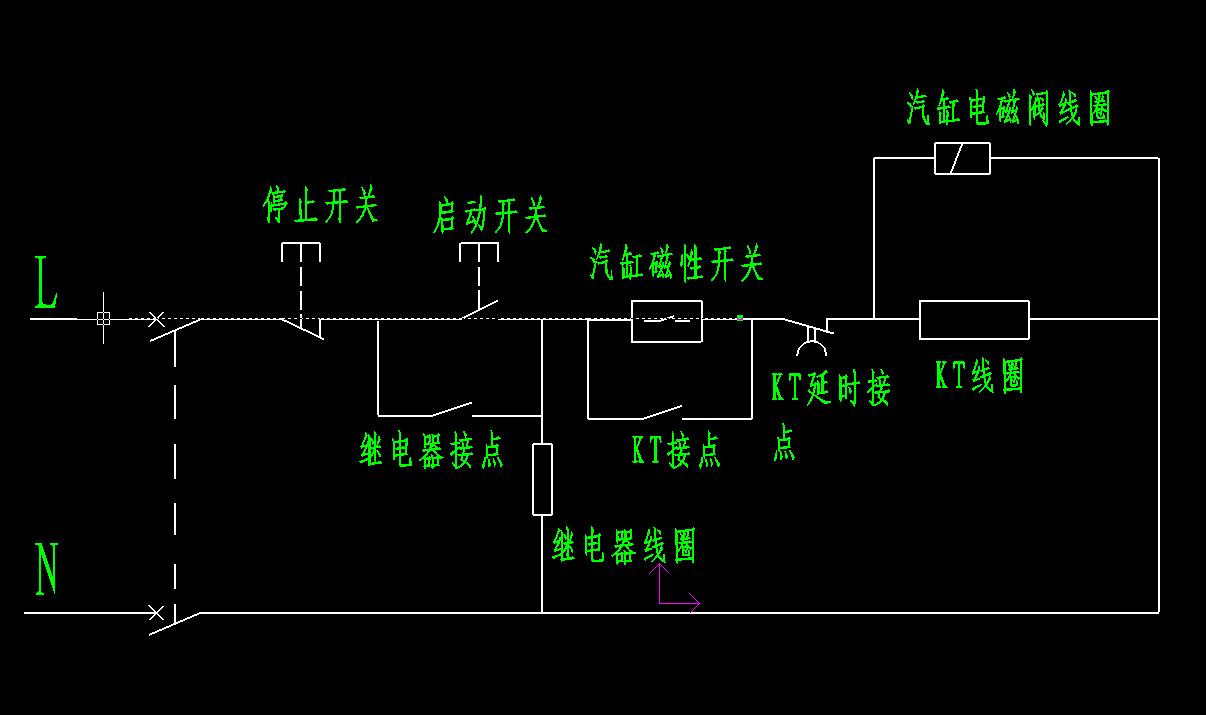 电热执行器接线图电动执行器接线图 风阀执行器接线图1图片