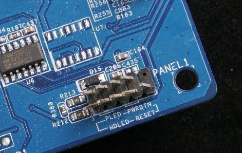 老式机箱电源接不来了  主板是华硕g31的   这线这么接 分别怎么插啊图片