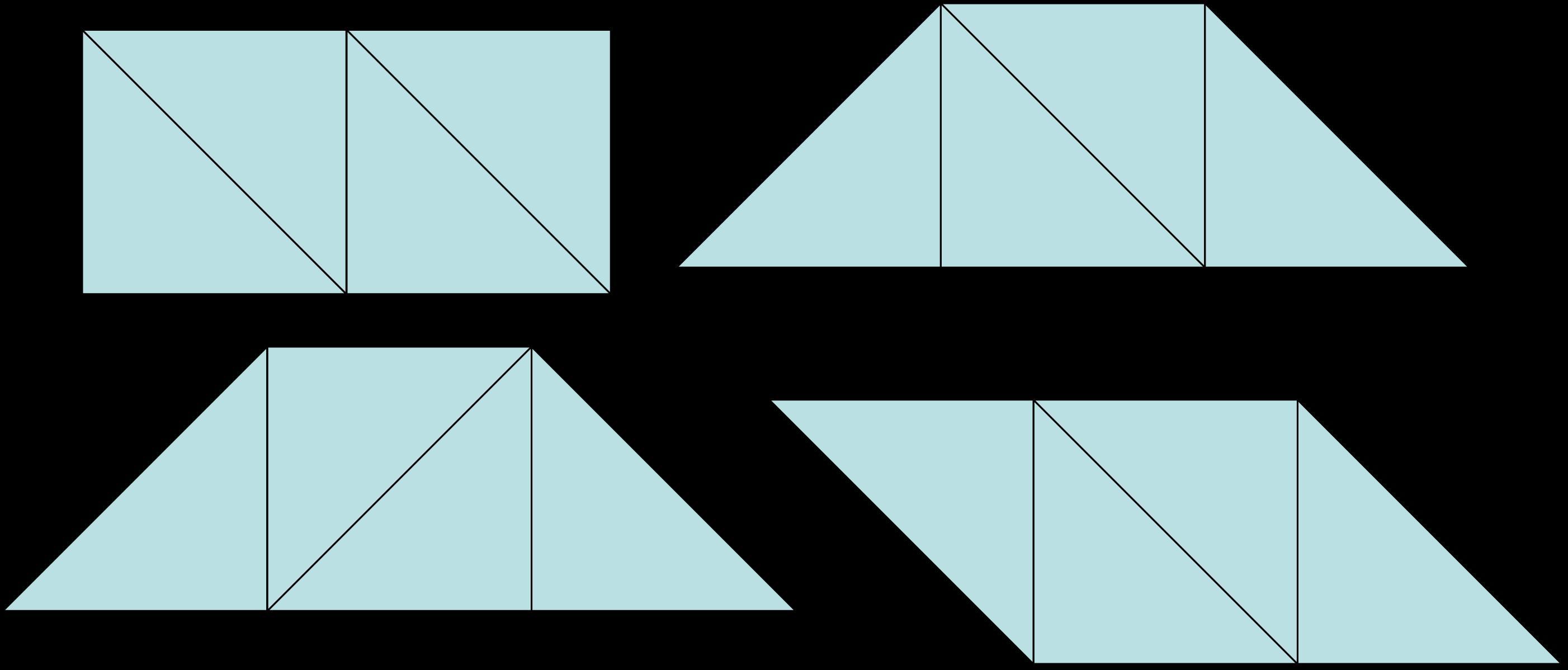 好大一个长方形剪成两个相同的正方形后周长增加了图片