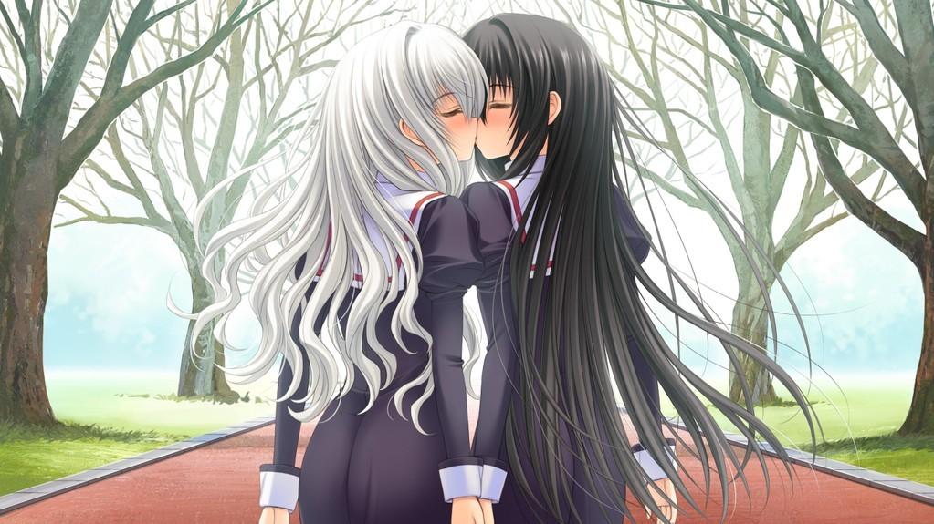 女百合互抚 女女百合接吻gif 女百合互抚慰的视颂
