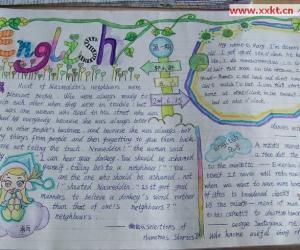 手抄报 学 校:   初一年级英语手抄报版面设计图的相关文章 高清图片