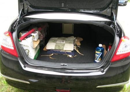 如何将科鲁兹后备箱改成液压杆的?图片