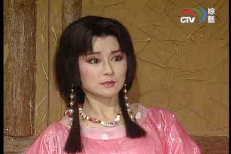 应该是80年代香港女明星!